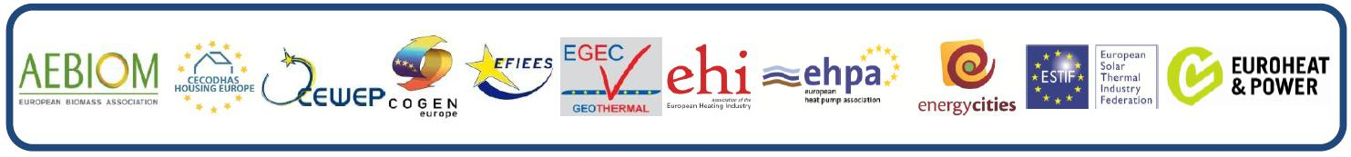 European Heating and Cooling Associations