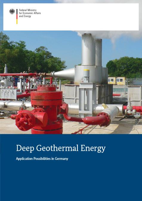 Deep Geothermal Energy- Application Possibilities in Germany