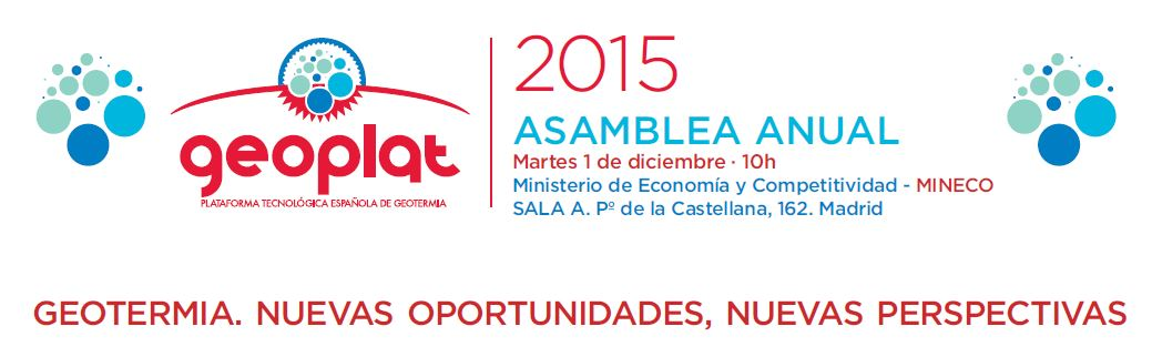 Asamblea GEOPLAT 2015 – Documentación disponible
