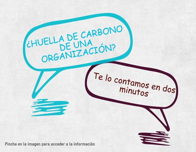 (Español) Calcula la huella de carbono de tu organización y detecta dónde se puede actuar para reducirla