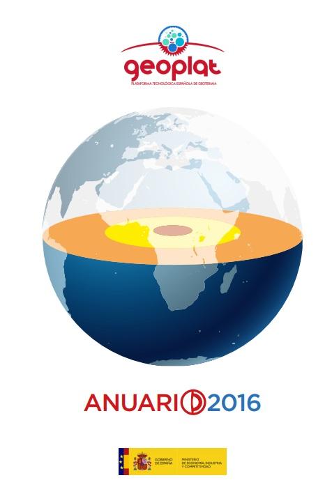 Anuario de actividades 2016