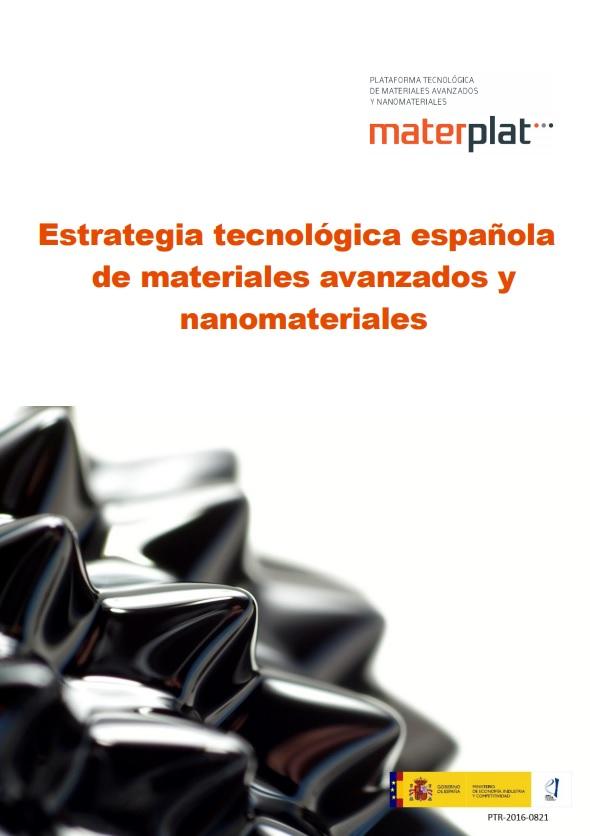 (Español) GEOPLAT colabora en el documento 'Estrategia Tecnológica Española de Materiales Avanzados' y Nanomateriales