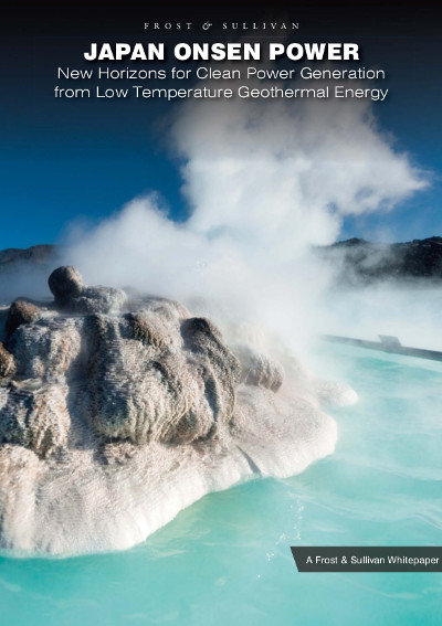 Report: New Horizons for Clean Power Generation from Low Temperature Geothermal Energy