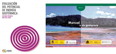 (Español) Documentación de interés para el aprovechamiento de la energía geotérmica