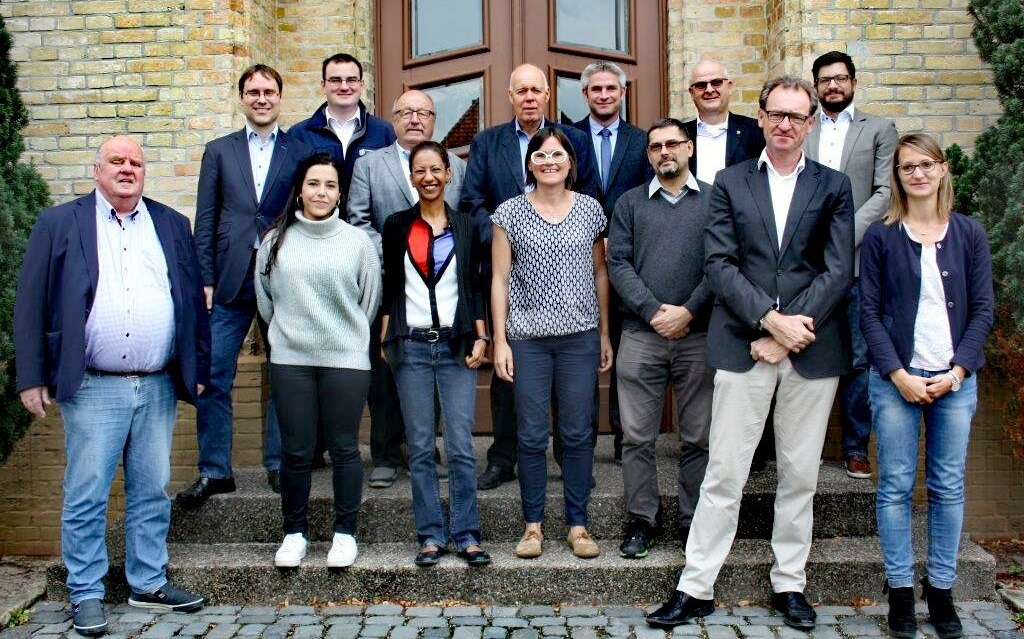 GEO-ENERGY EUROPE keeps working on the capabilities of a future meta-cluster in its last meeting in Celle (Germany)