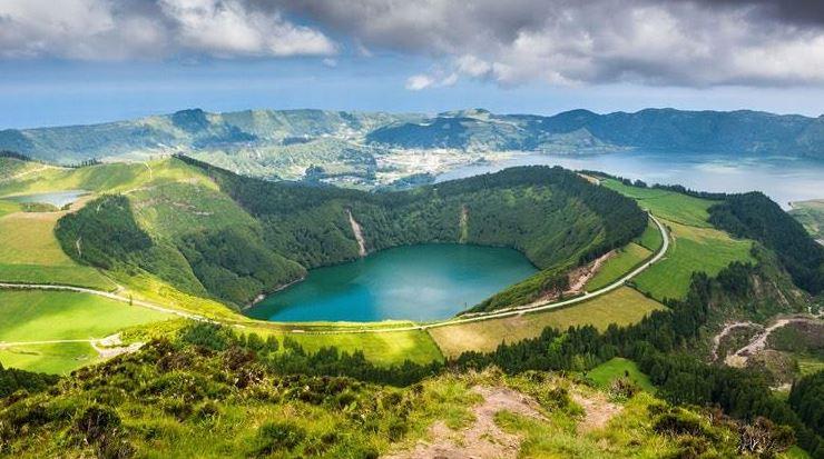 Geotermia en islas: Azores