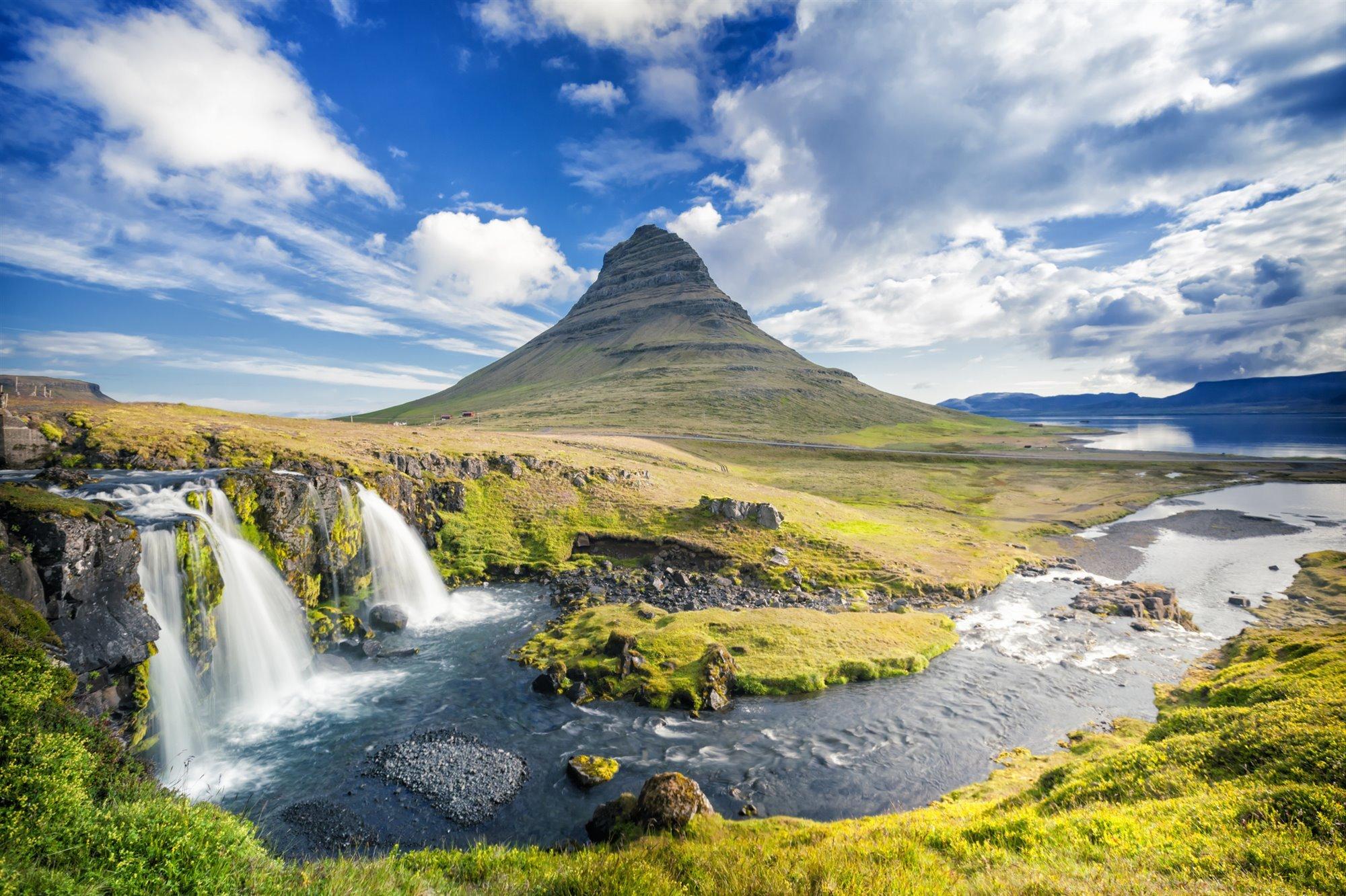 Geotermia en islas: Islandia