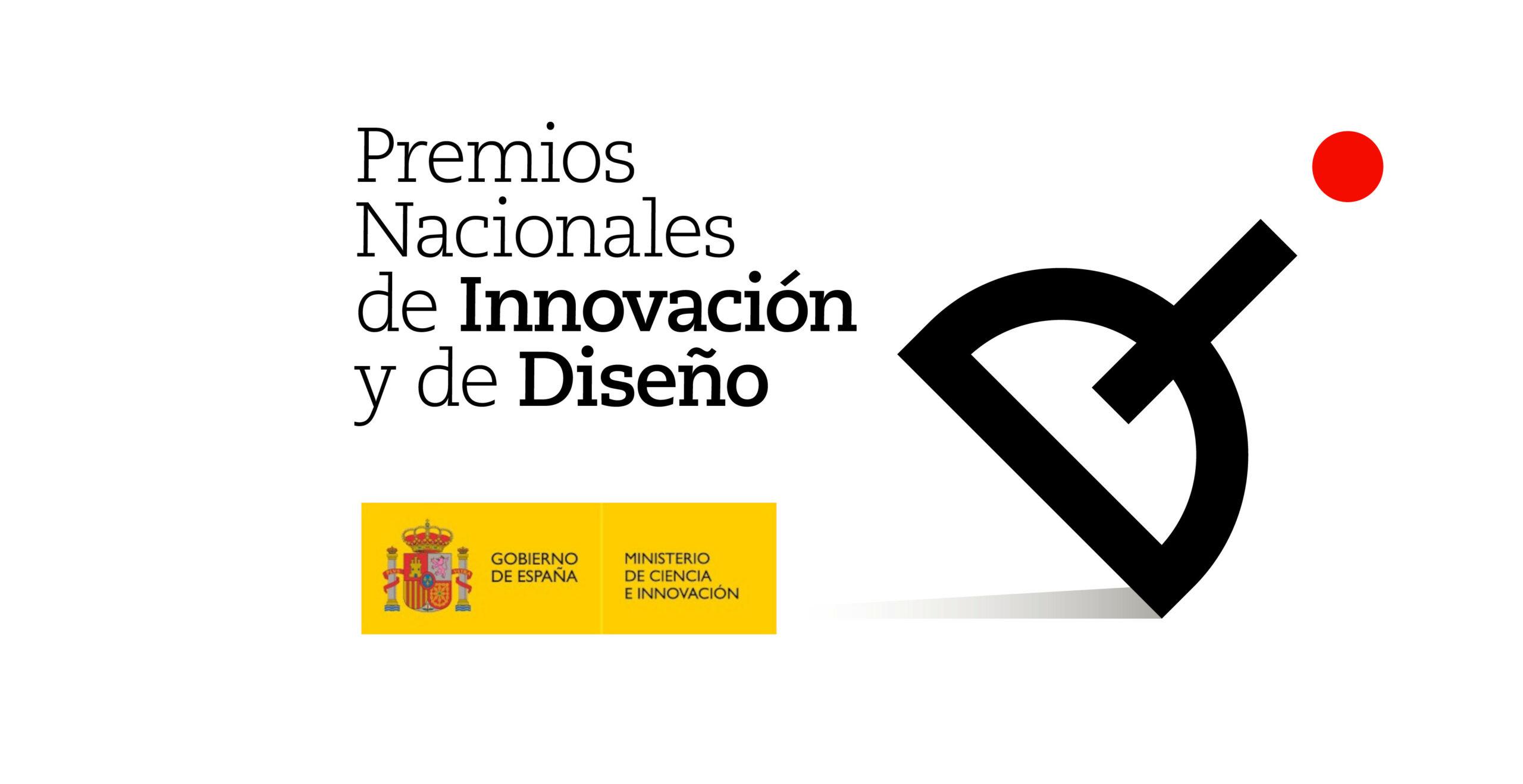 Abierta la Convocatoria 2020 de los Premios Nacionales de Innovación y de Diseño