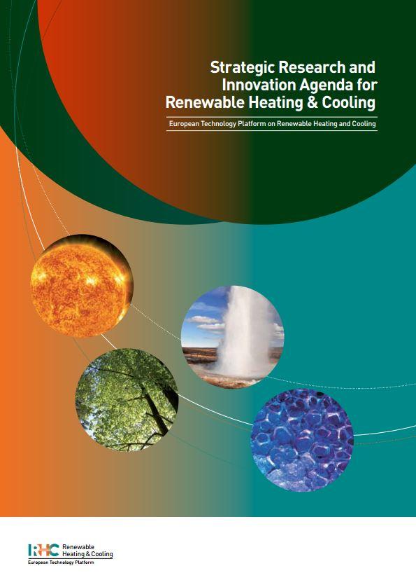 Agenda Estratégica de Investigación e Innovación de la Plataforma Tecnológica Europea de Climatización Renovable (RHC-Platform)