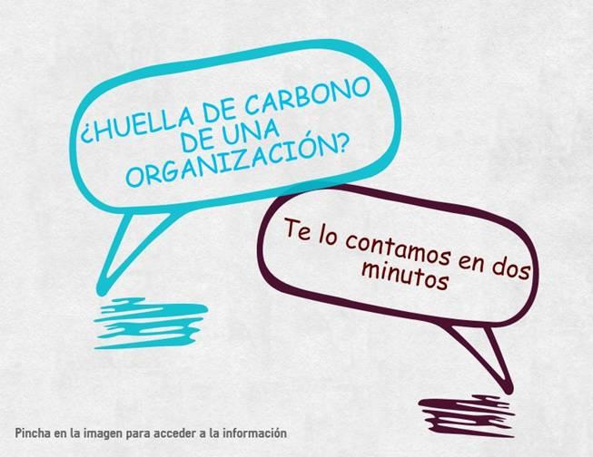 Calcula la huella de carbono de tu organización y detecta dónde se puede actuar para reducirla
