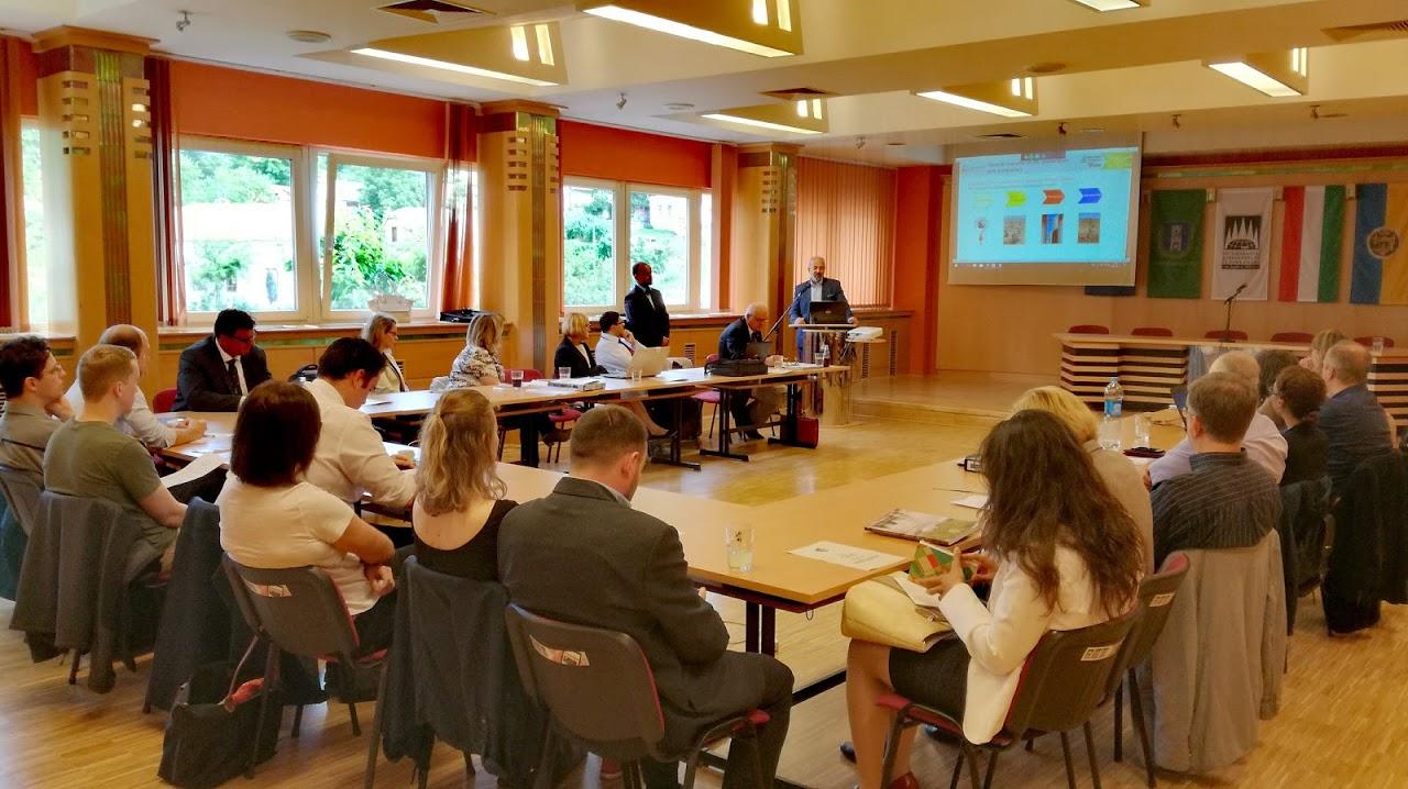 Segunda reunión del proyecto europeo GEO-ENERGY EUROPE