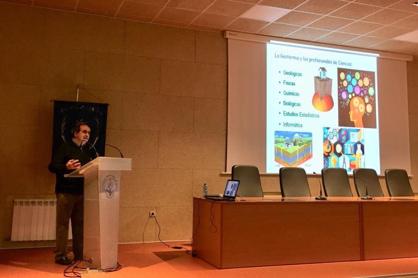GEOPLAT participa en el Foro de Empleo de Ciencias de la Universidad Complutense de Madrid