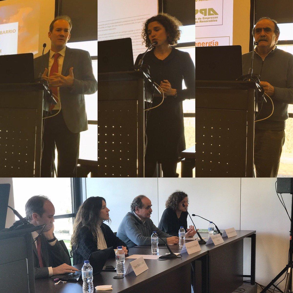 Disponibles las presentaciones de la jornada 'Geotermia en Ciudades' (GENERA 2019)
