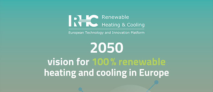 2050 Vision for 100% Renewable Heating and Cooling in Europe