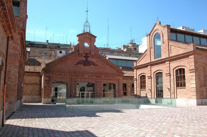 La Petxina, antiguo matadero municipal de Valencia, será un complejo deportivo y cultural dotado con geotermia por ITECON Grupo, miembro promotor de GEOPLAT