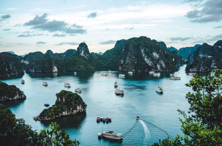 Geotermia en islas: Sudeste asiático