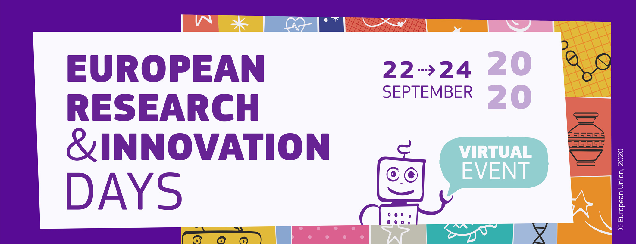 European Research and Innovation Days (22-24 septiembre 2020)