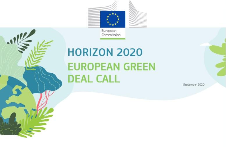 European Green Deal Call, a total success