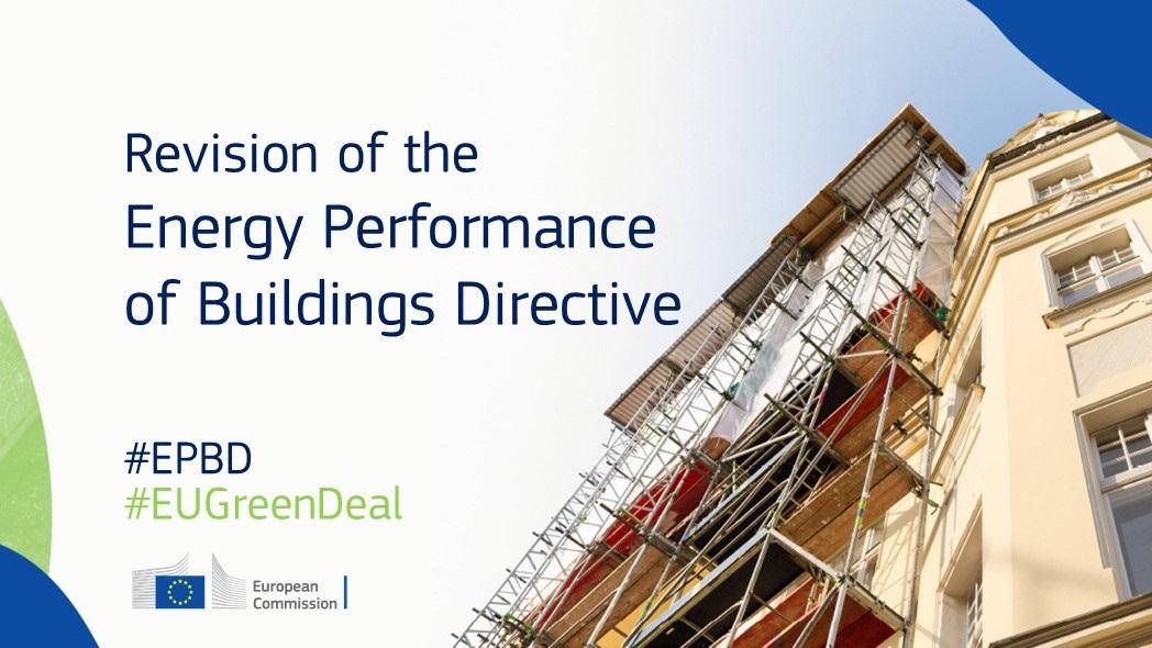 La CE abre a consulta pública la revisión de la directiva de eficiencia energética de los edificios