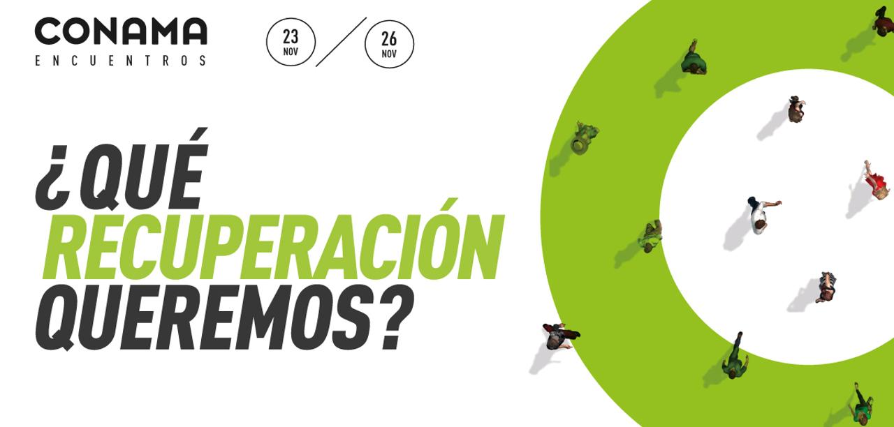 (Español) Encuentros CONAMA 2020, debates que visibilizan el trabajo que realiza el sector ambiental durante la pandemia