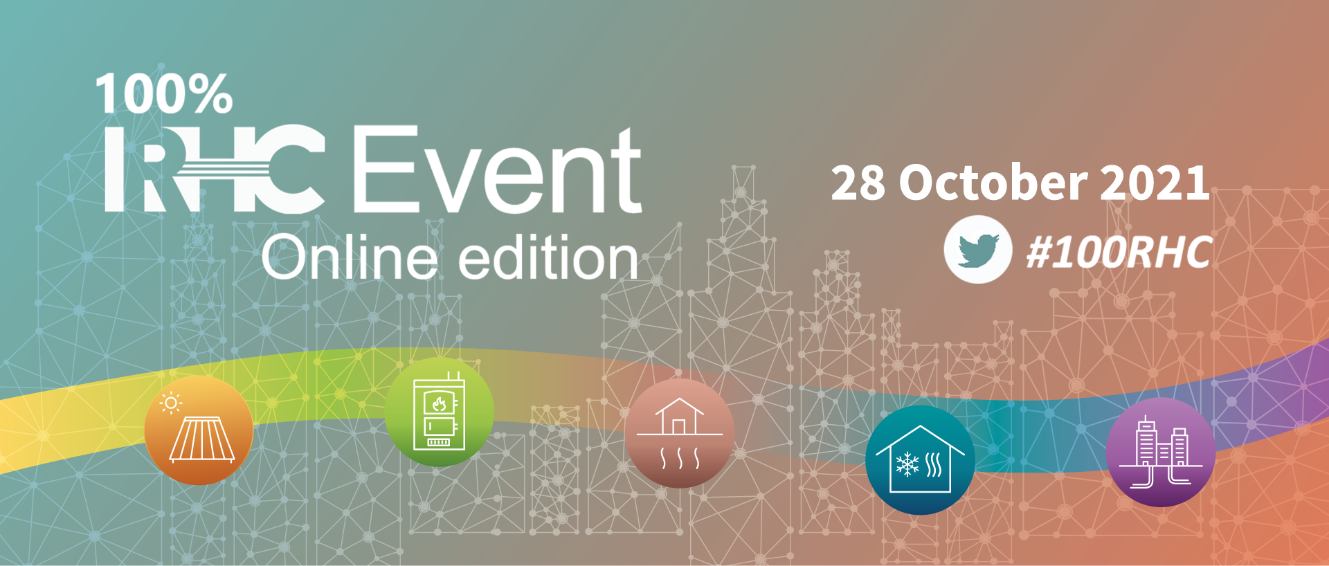 100% RHC Event 2021 + Spanish perspective (Online. 28 October 2021, 2pm CET)